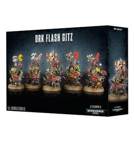 Games Workshop Orks - Flash Gitz