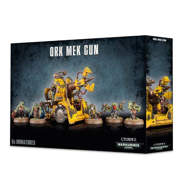 Games Workshop Orks - Mek Gunz