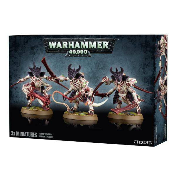 Games Workshop Tyranid Warriors