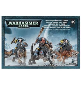Games Workshop Thunderwolf Cavalry