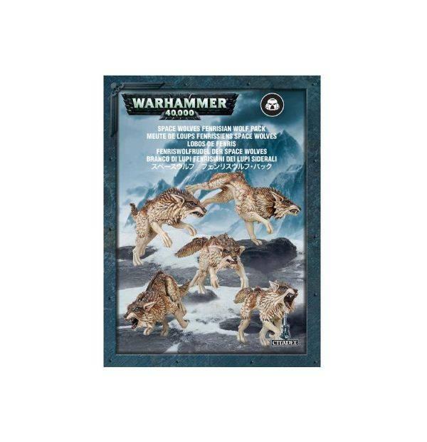 Games Workshop Fenrisian Wolf Pack