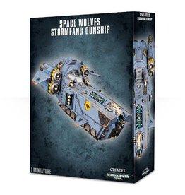 Games Workshop Space Wolves - Stormfang Gunship