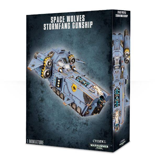 Games Workshop Stormfang Gunship