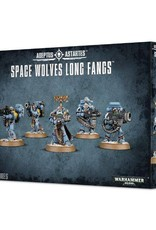 Games Workshop Space Wolves Long Fangs