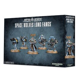 Games Workshop Space Wolves Long Fangs