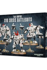 Games Workshop XV8 Crisis Battlesuit Team