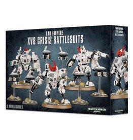 Games Workshop Tau Empire XV8 Crisis Battlesuit Team (2015)