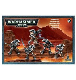 Games Workshop Grey Knights - Purifier Squad