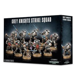 Games Workshop Grey Knights - Strike Squad (10 models)