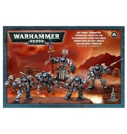 Games Workshop Grey Knights Terminators / Paladins