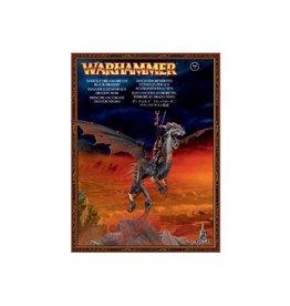 Games Workshop Sorceress on Black Dragon