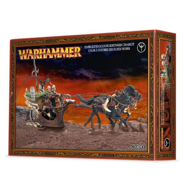 Games Workshop Drakespawn Chariot