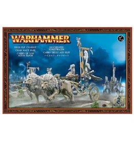 Games Workshop White Lion Chariot
