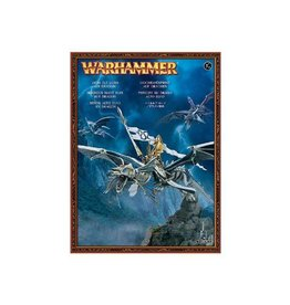 Games Workshop Archmage on Dragon