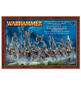 Games Workshop White Lions of Chrace