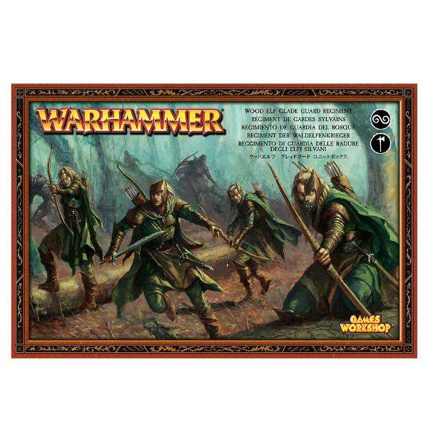 Games Workshop Glade Guard