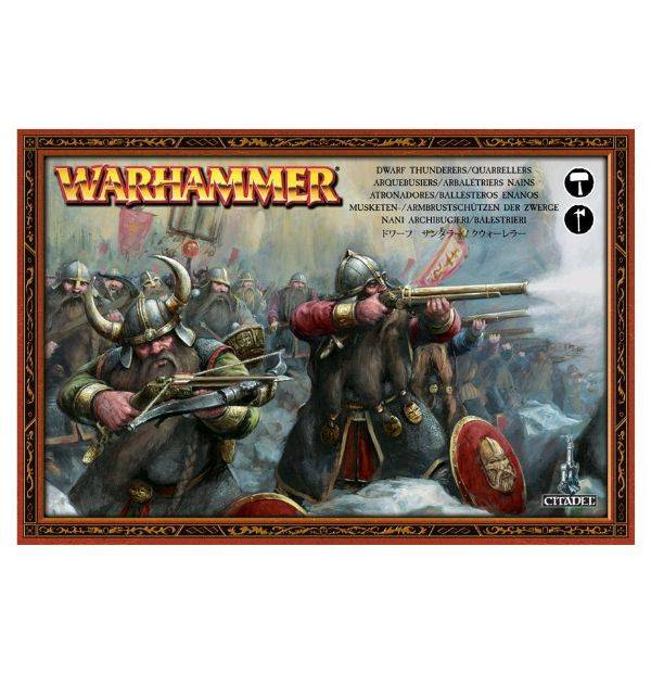 Games Workshop Thunderers