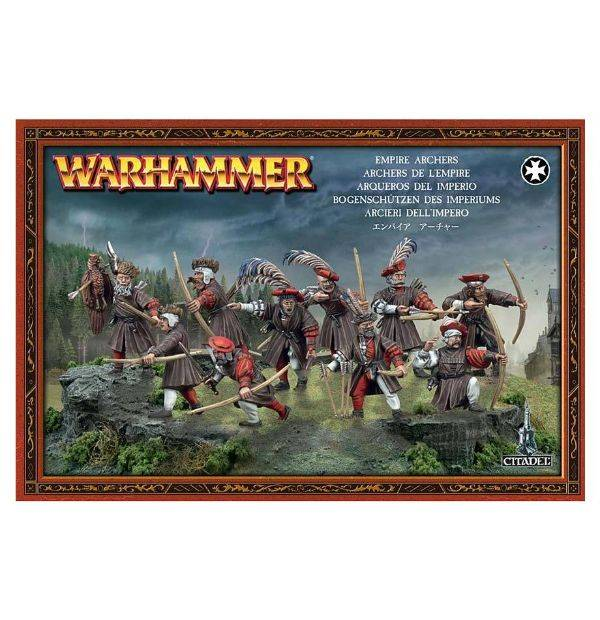 Games Workshop Freeguild Archers