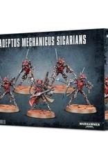 Games Workshop Adeptus Mechanicus Sicarian Ruststalkers
