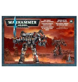 Games Workshop Grey Knights - Nemesis Dreadknight