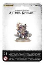 Games Workshop Kharadron Overlords Aether-Khemist