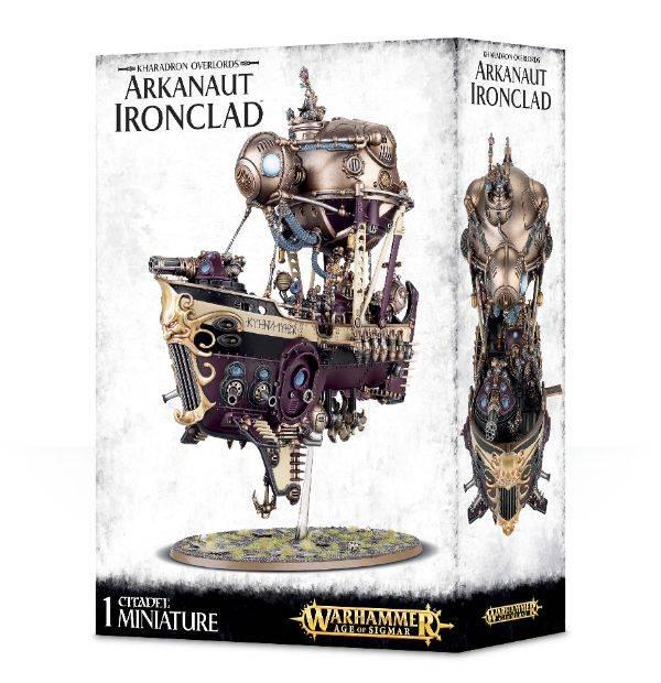 Games Workshop Arkanaut Ironclad