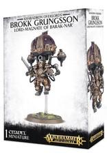 Games Workshop Brokk Grungsson, Lord-Magnate of Barak-Nar