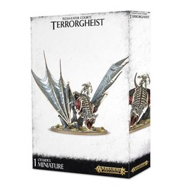 Games Workshop Abhorrant Ghoul King on Terrorgheist