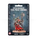 Games Workshop Adeptus Mechanicus - Tech-Priest Dominus