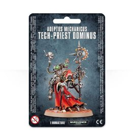 Games Workshop Adeptus Mechanicus - Tech-Priest Dominus