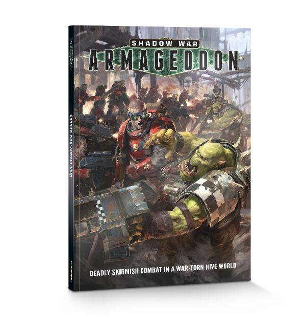 Games Workshop Shadow War: Armageddon Core Rules