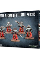 Games Workshop Adeptus Mechanicus Fulgurite Electro-Priests