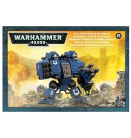 Games Workshop Space Marines - Ironclad Dreadnought