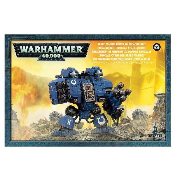 Games Workshop Ironclad Dreadnought