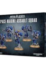 Games Workshop Space Marines Assault Squad