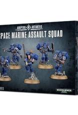 Games Workshop Space Marines Assault Squad