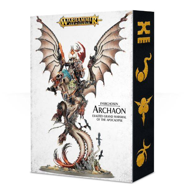 Games Workshop Archaon Everchosen