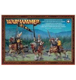 Games Workshop Demigryph Knights