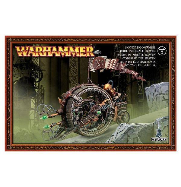 Games Workshop Doomwheel