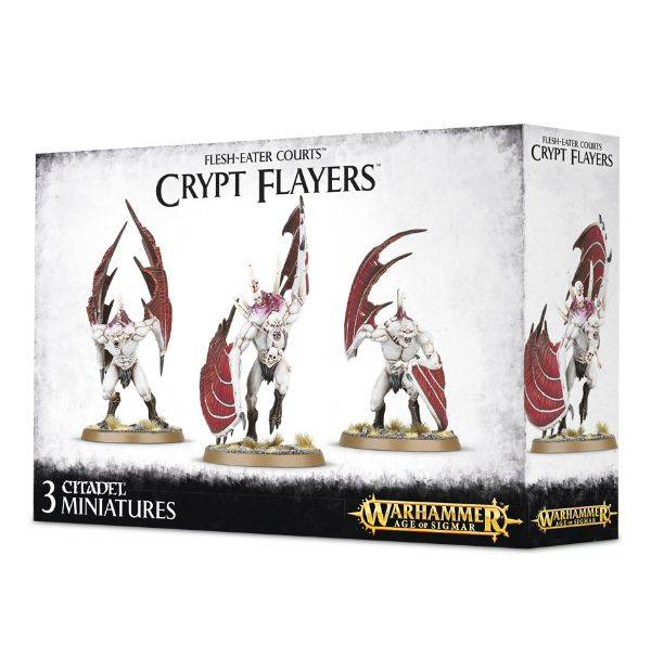 Games Workshop Crypt Horrors