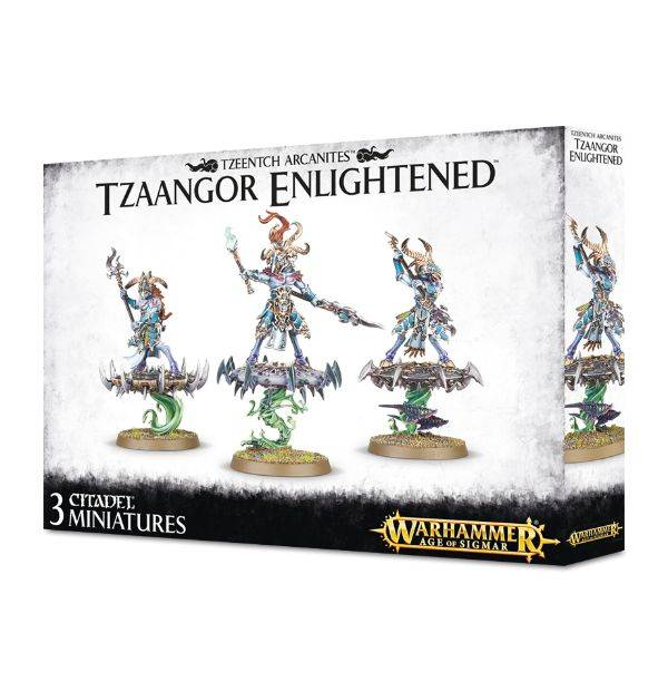 Games Workshop Tzaangor Enlightened
