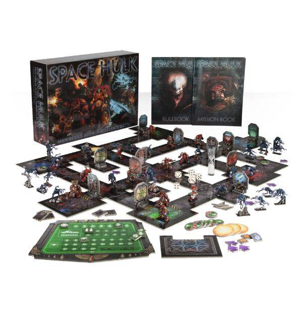 Games Workshop Space Hulk