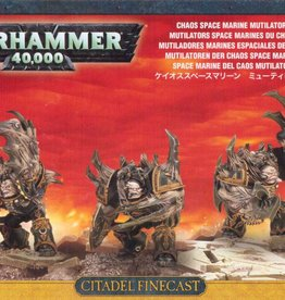 Games Workshop Mutilators