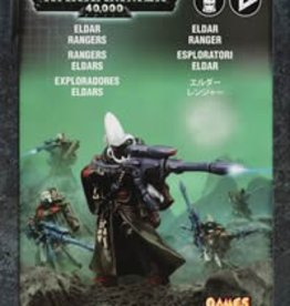 Games Workshop Eldar - Rangers