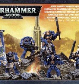Games Workshop Space Marine Command Squad