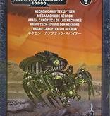 Games Workshop Necrons - Canoptek Spyder
