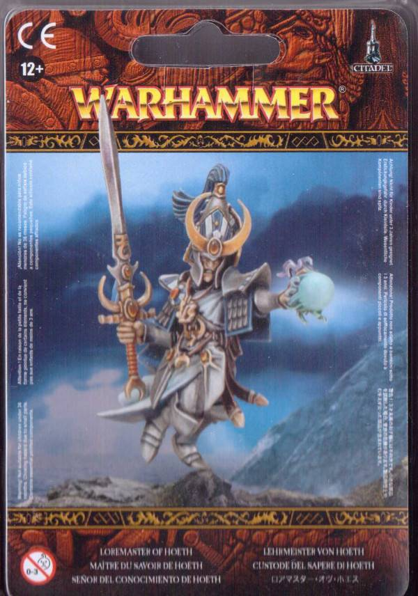 Games Workshop Loremaster