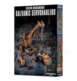 Games Workshop Sector Mechanicus Galvanic Servohaulers
