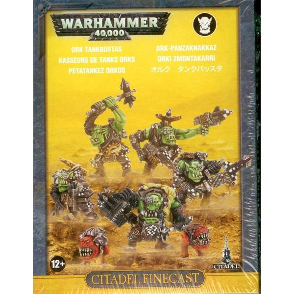 Games Workshop Tankbustas