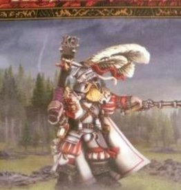 Games Workshop Captain of The Empire with Hammer & Pistol